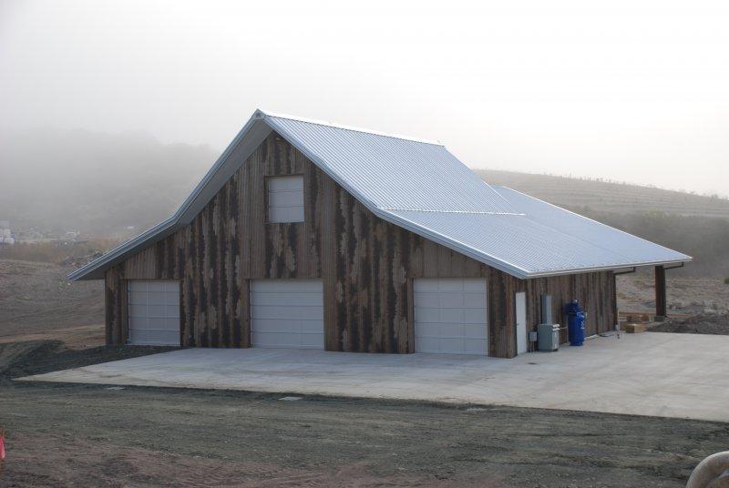 Nunno Steel Buildings Winery Steel Buildings